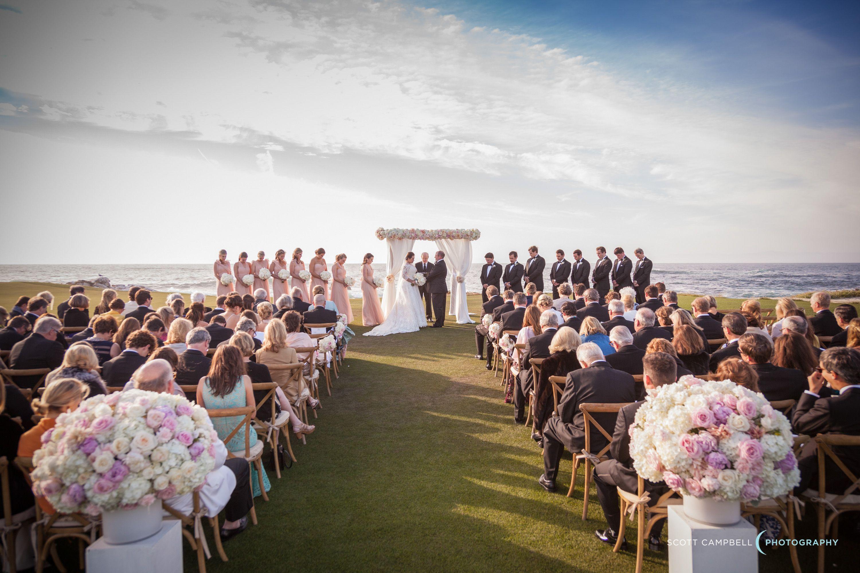 Carmel CA Wedding At Monterey Peninsula Country Club Allison Weddings Planner Fionna