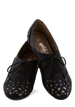 Simple Shine Flat, #ModCloth