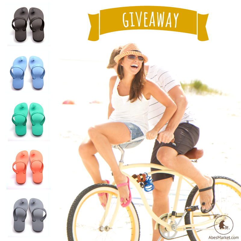 Enter+to+win+one+of+5+pairs+of+these+stylish,+comfy+and+durable+sandals+you'll+want+to+wear+everywhere!