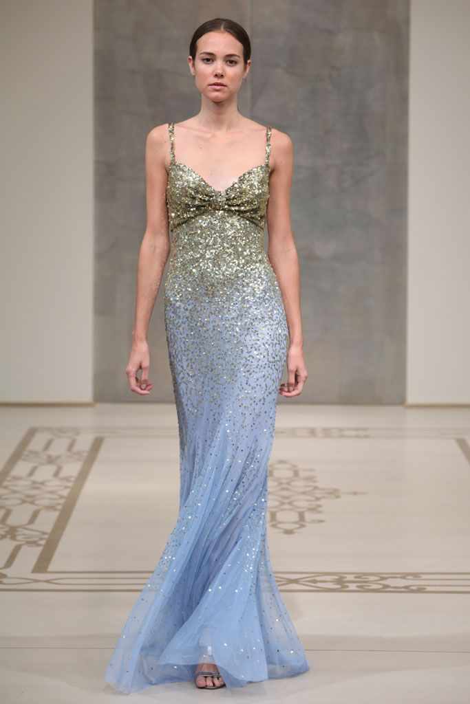 Reem Acra Resort 2010 Collection Slideshow on Style.com
