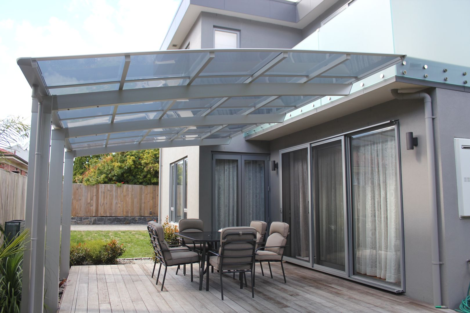 Modern Carport, Awning, & Fence Carports, Awning, Metal