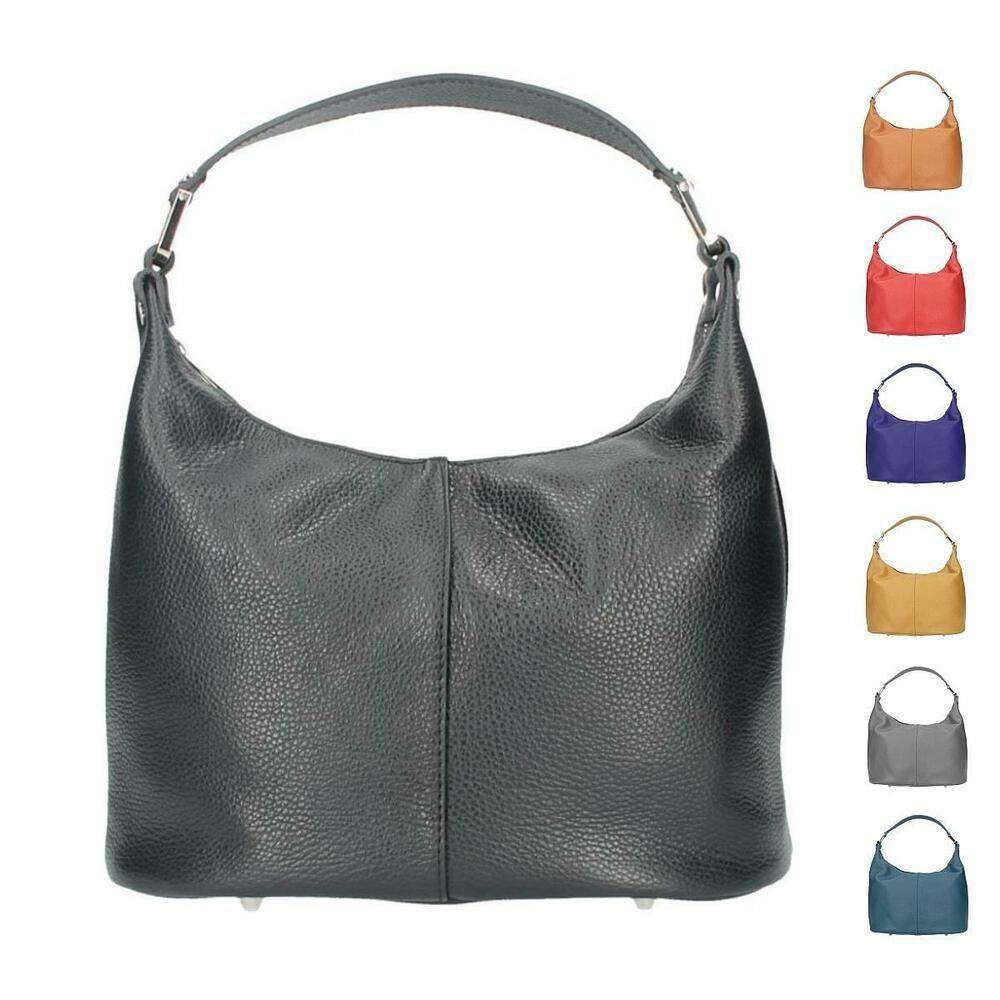 Photo of [Werbung]  ITALY LADIES bag LEATHER BAG XL shopper shoulder bag handle bag …