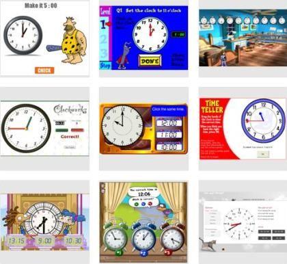 Uhrzeit Online