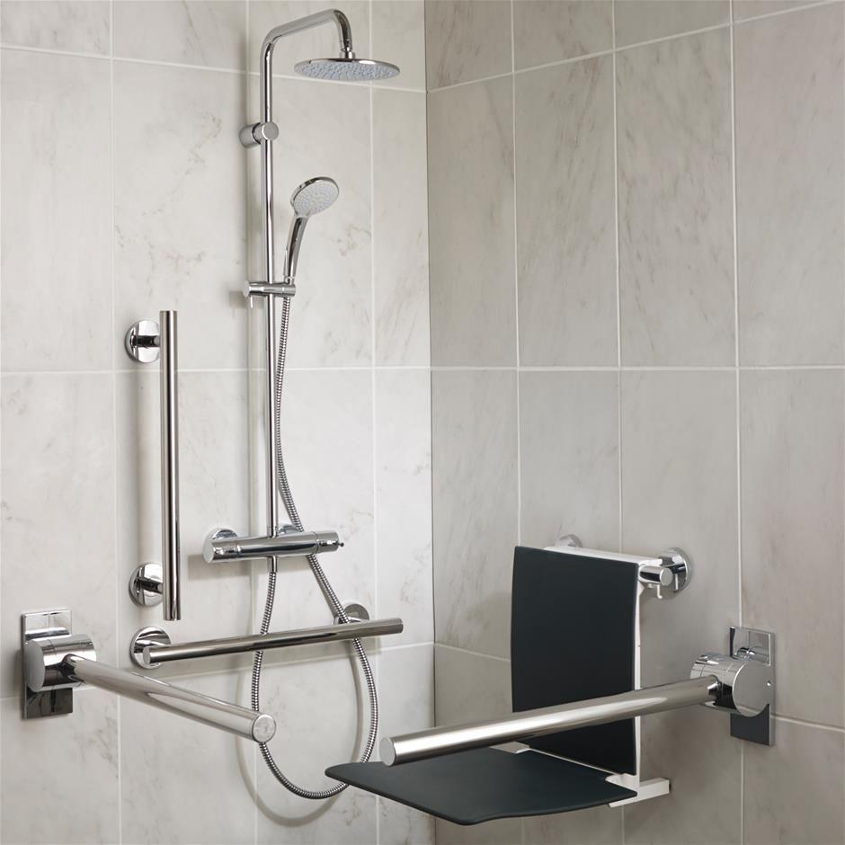 Ideal Standard Concept Freedom Designer Doc M Shower Pack | Disabled ...