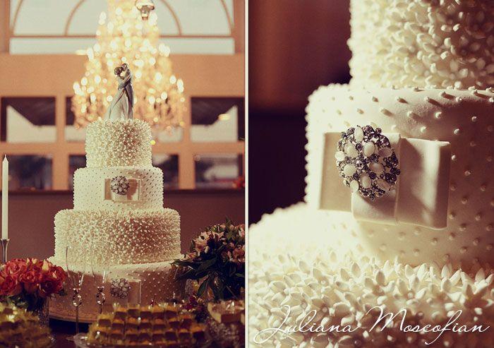 Wonderful wedding cake!
