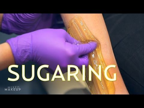 Sugaring Is Our New Favorite Hair Removal Technique The Sass With Sharzad And Susan Youtube Sugaring Hair Removal Wax Hair Removal Hair Removal Diy