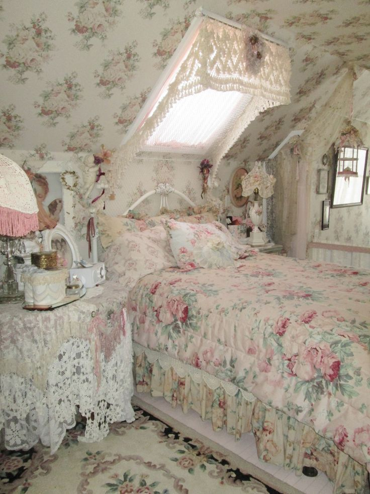 Creative Concept For Some Dollhouse Fits Cozy Bedroom's Gorgeous Vintage Bedroom Pinterest Concept