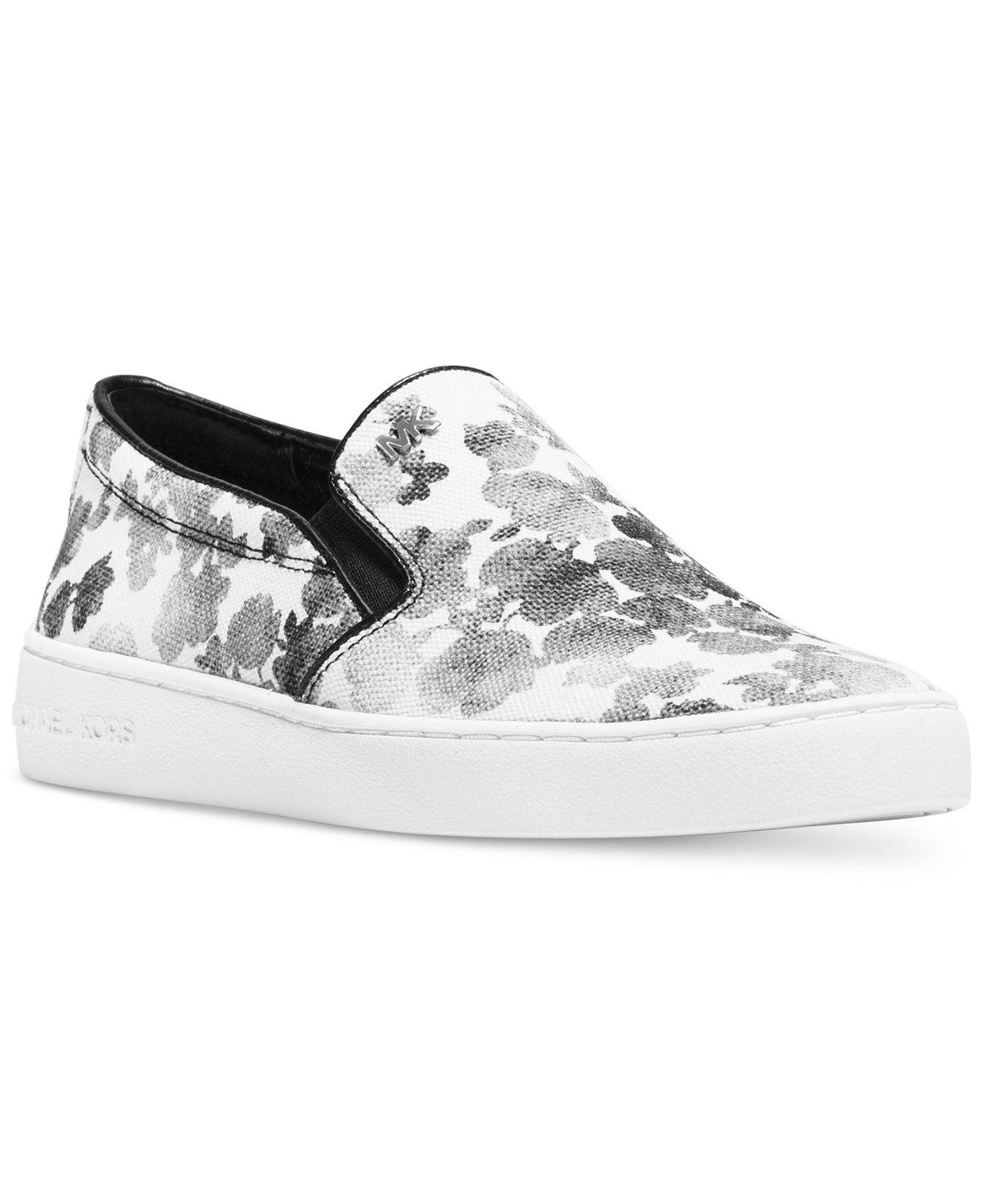 78ea9ddc931 MICHAEL Michael Kors Keaton Slip On Sneakers - MICHAEL Michael Kors - Shoes  - Macy's