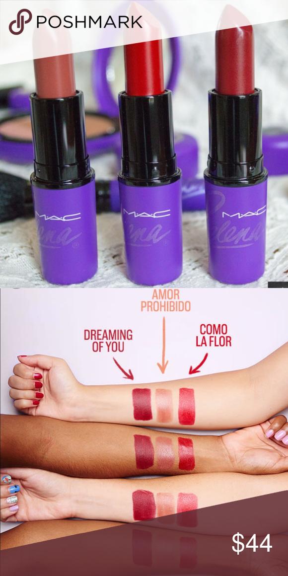 MAC COSMETICS Selena RARE Amor Prohibido Lipstick