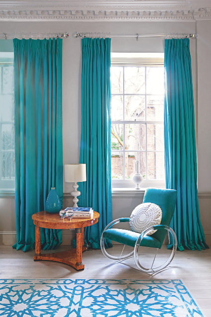 Pin By Cinm On X This That The Other X Teal Living Rooms Dining Room Curtains Living Room Designs