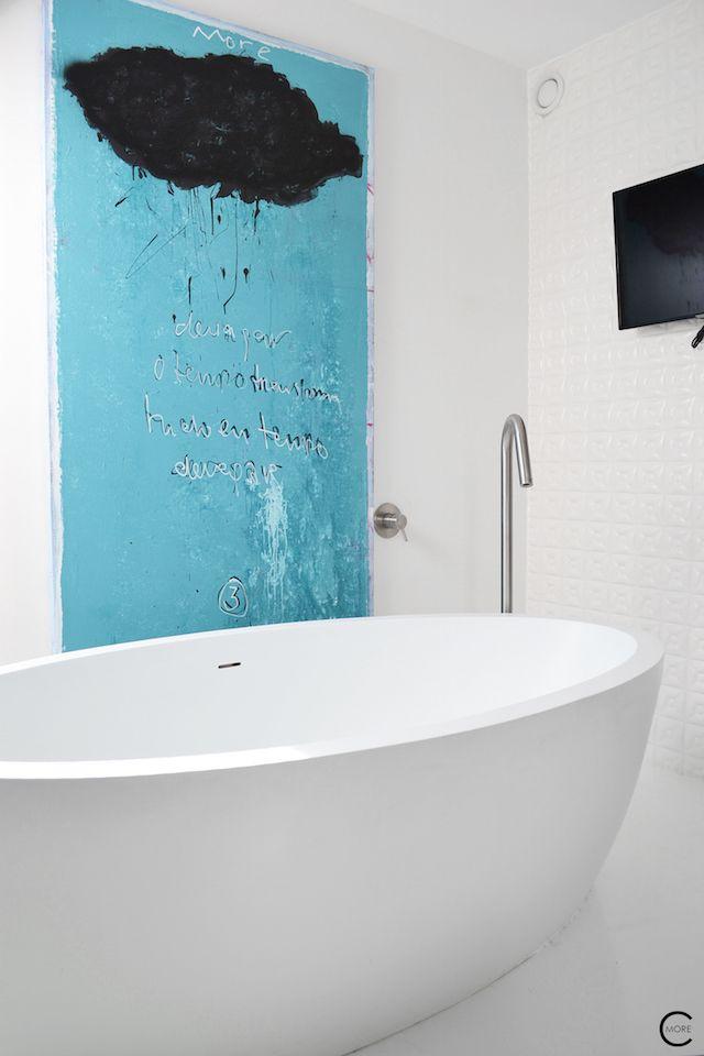 Jee O Bath Shower Wellness Spa Design Bathroom Manna Awardwinning Hotel NL