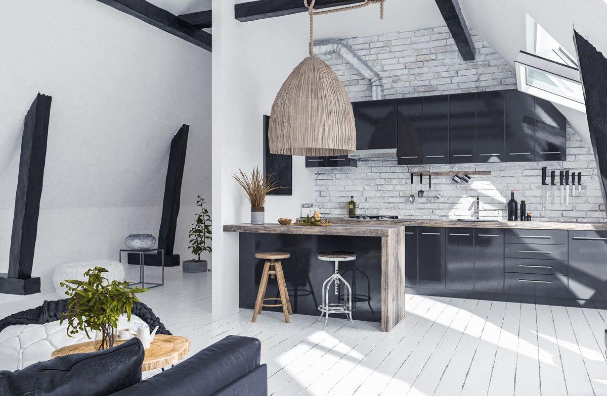Photo of La cucina open space: 20 idee per un ambiente moderno e funzionale