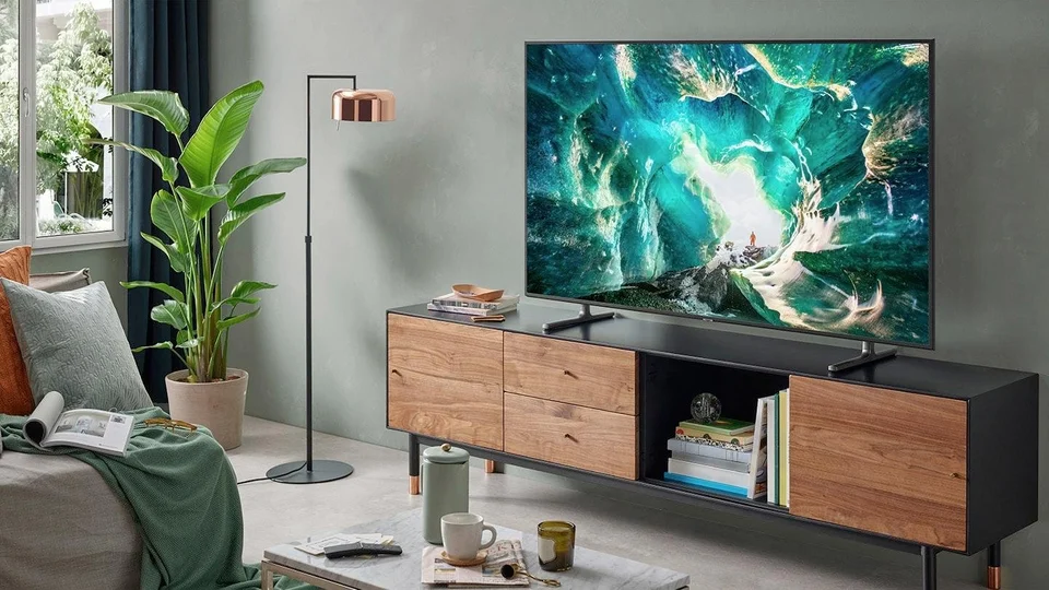 Could anyone identify this TV stand from the Samsung
