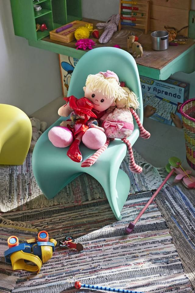 Children And Their Dolls Equally Love The Panton Junior.