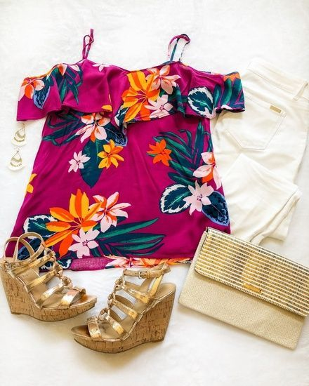 Shop the Look from Hollyfri on ShopStyleA date night or GNO outfit perfect for summer