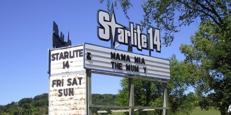 Starlite 14 Drive In Theater Travel Wisconsin Wisconsin Travel Drive In Theater Drive Thru Movie