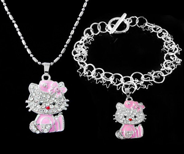 e72bf9750 jewelery Gift for kids Hello Kitty Jewelry, 4 Kids, Gifts For Kids, Great