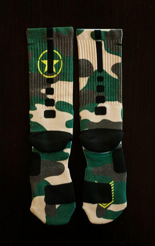 custom nike elite socks thesockgamecom � foamposite