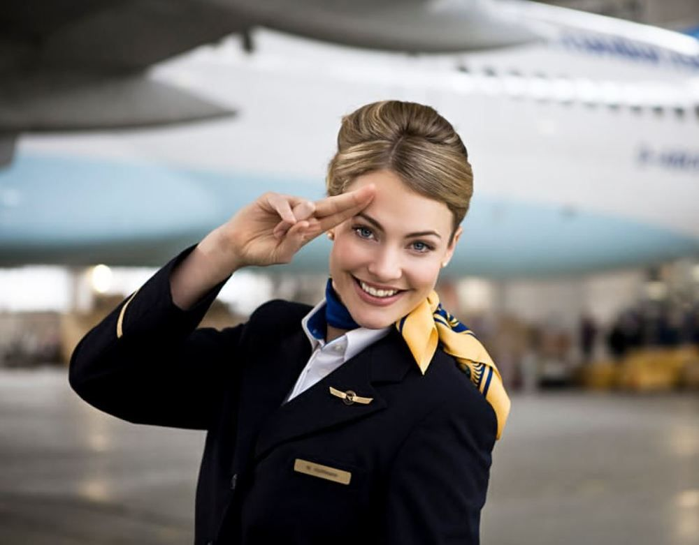 Thomas Cook Airlines OldStyle Uniform