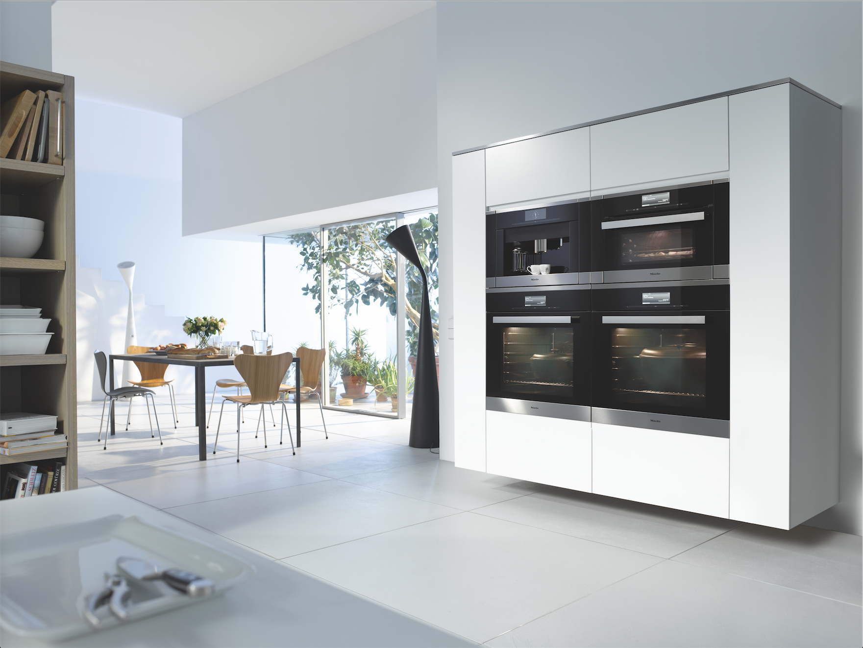 Miele\'s built-in kitchen appliances – products that flawlessly ...