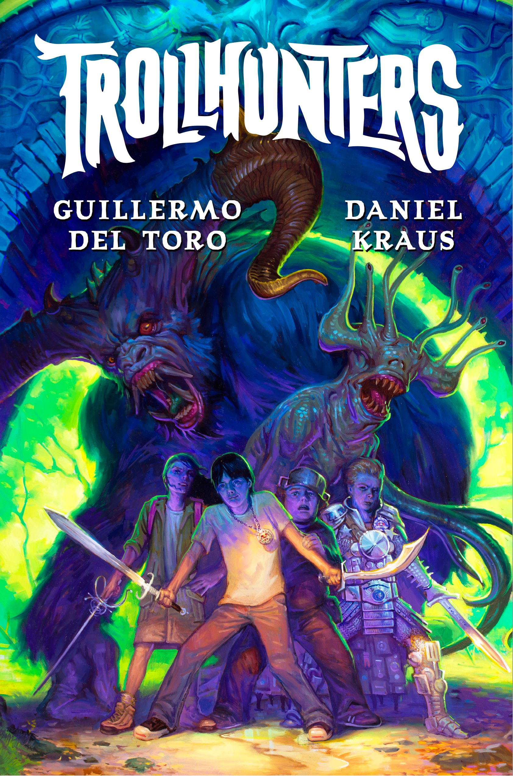 Are You Ready For A Children's Book About Monsters From Guillermo Del