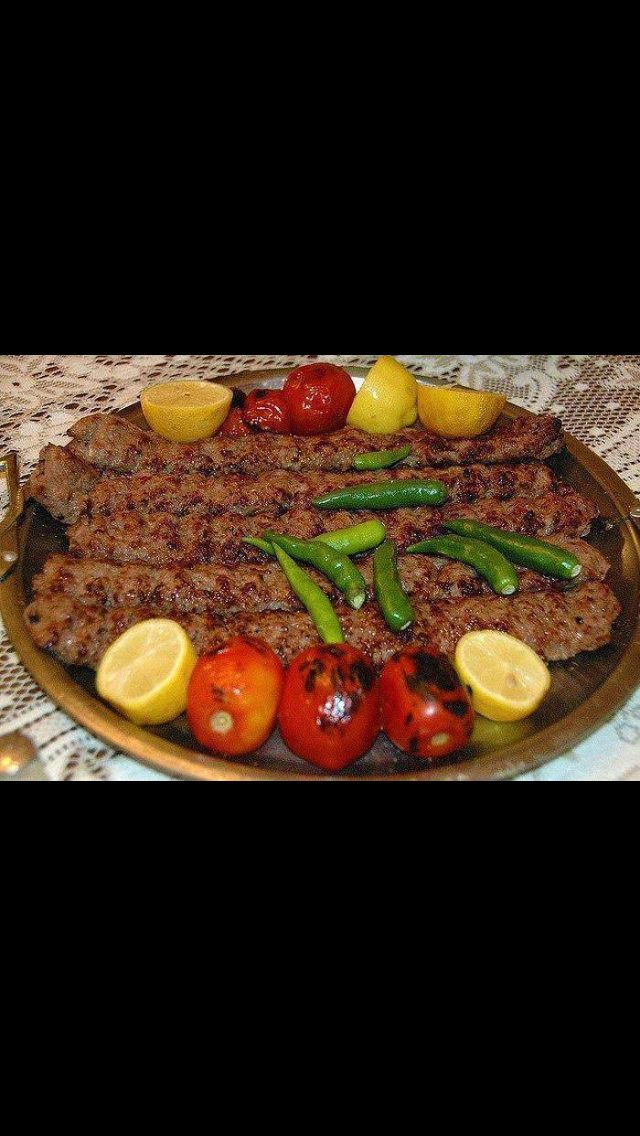 Arabic food iraqi beef kebab recipes to cook pinterest arabic arabic food iraqi beef kebab forumfinder Images