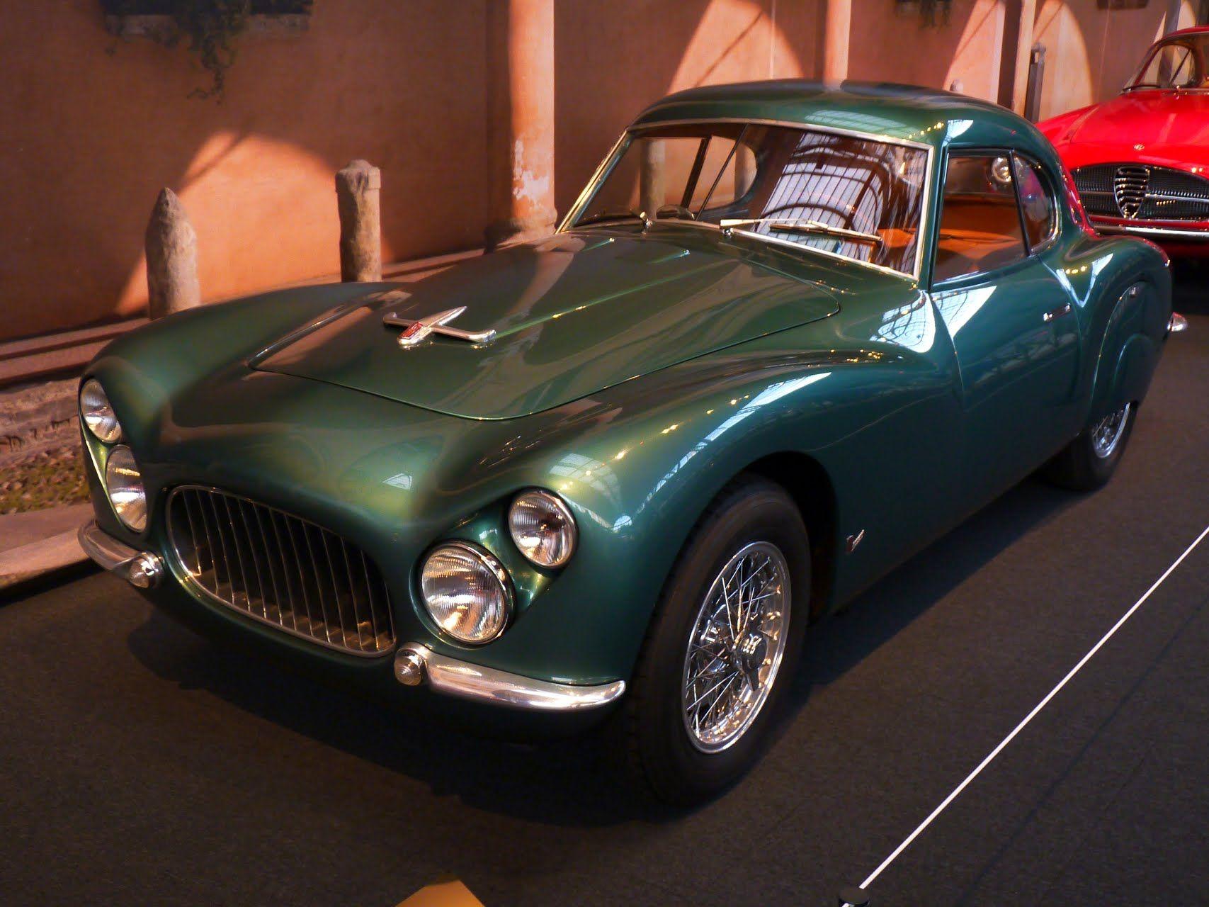 "Fiat 8V Rapi ""Factory Car"" 1952 (met afbeeldingen)"
