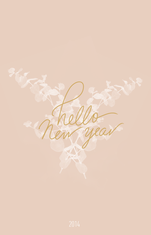 Hello new year downloadable wallpaper by for New design wallpaper 2016