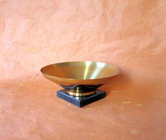 Vogue Bowl of Beauty Solid Jeweler's Bronze by LyricalVintage