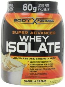 Whey Isolate Body Fortress Protein Powder