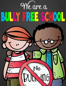 Bully Prevention Powerpoint Posters And Pledge Certificate Bullying Activities Child Bullying Anti Bullying Posters