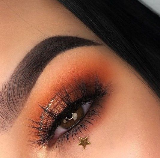 Photo of 43 Sexy Sunset 😊 Eyes Makeup Idea for prom and wedding 💕