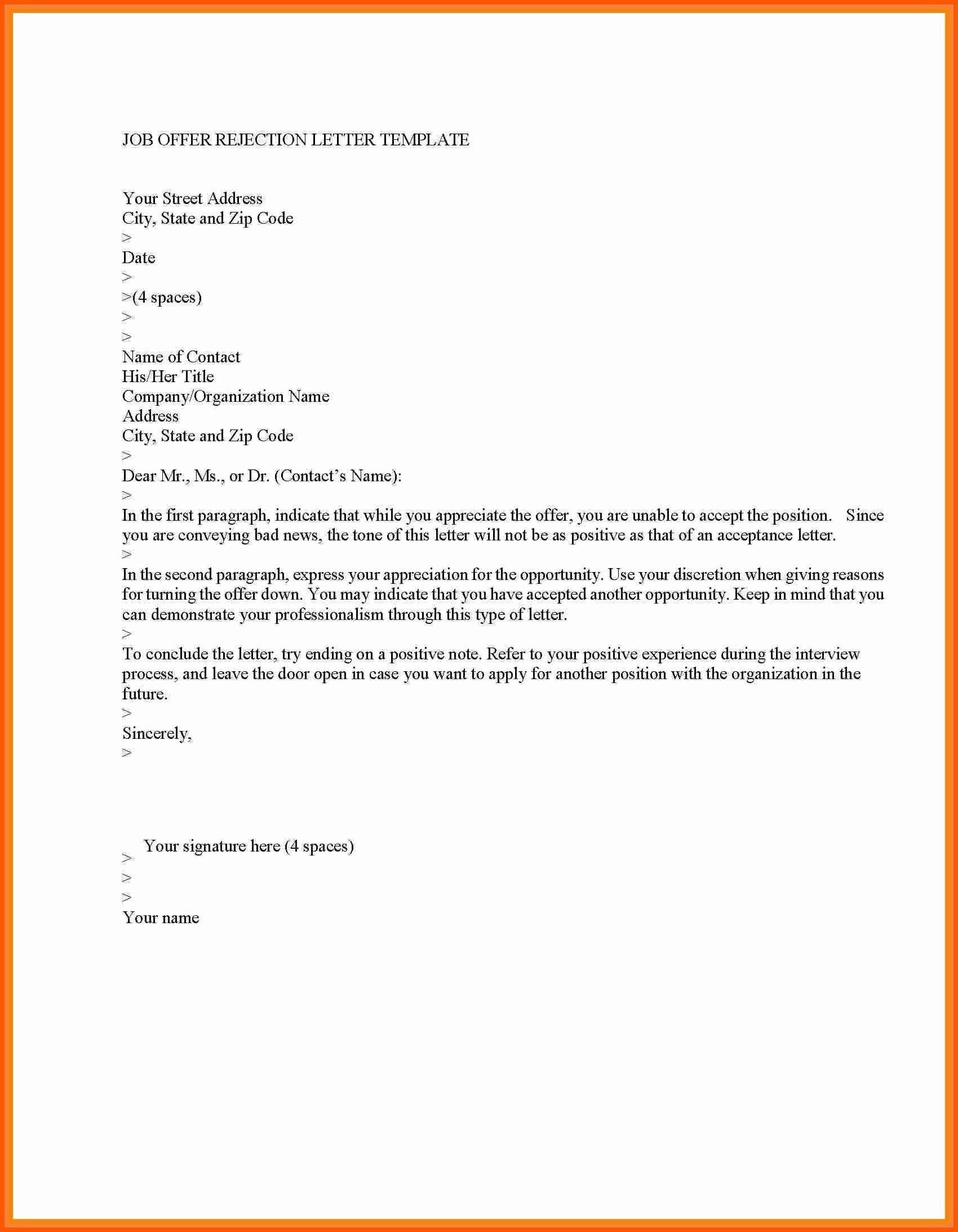 New Letter to Accept Job Offer Sample you can download for