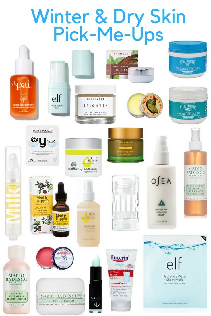 Winter and Dry Skin Pick-Me-Ups in 12  Winter skin care routine