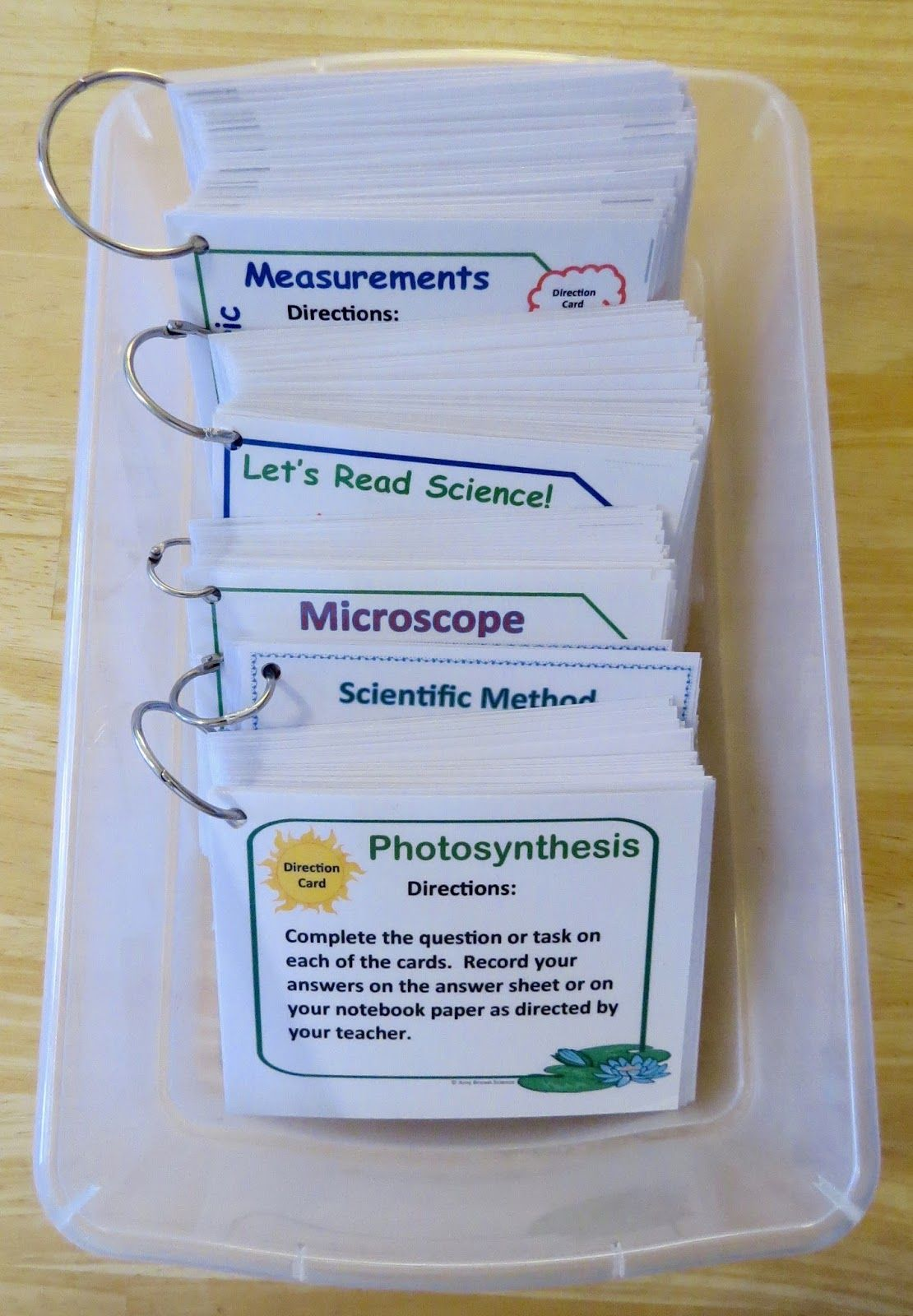 14 ways to use task cards in high school biology high school 14 ways to use task cards in high school biology the tpt blog fandeluxe