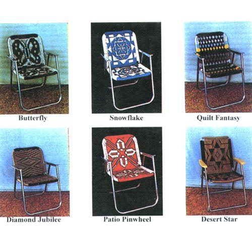 Terlyn Lawn Chair Patterns My Hippie Van Patterned