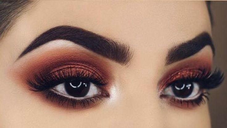 Eye Makeup Compilation Easy Eye Makeup Tutoria 5 Best Prom Makeup Prom Makeup For Brown Eyes Or Prom Prom Makeup For Brown Eyes Makeup Prom Eye Makeup