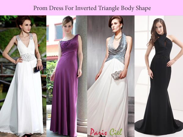 How To Choose A Prom Dress For Your Body Type Paris Ciel En