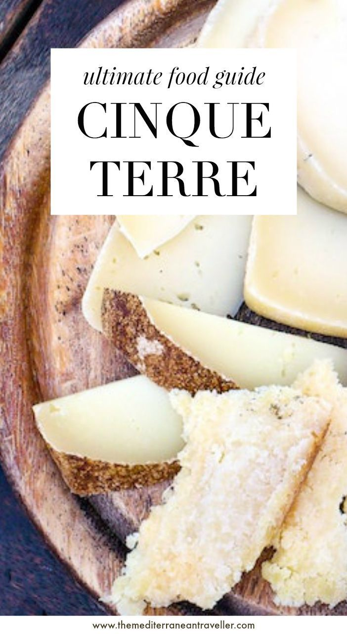 Photo of A foodie guide for the Cinque Terre | Italy | The Mediterranean traveler …