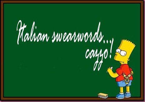 ITALIAN PROFANITIES | ITALIAN CULTURE