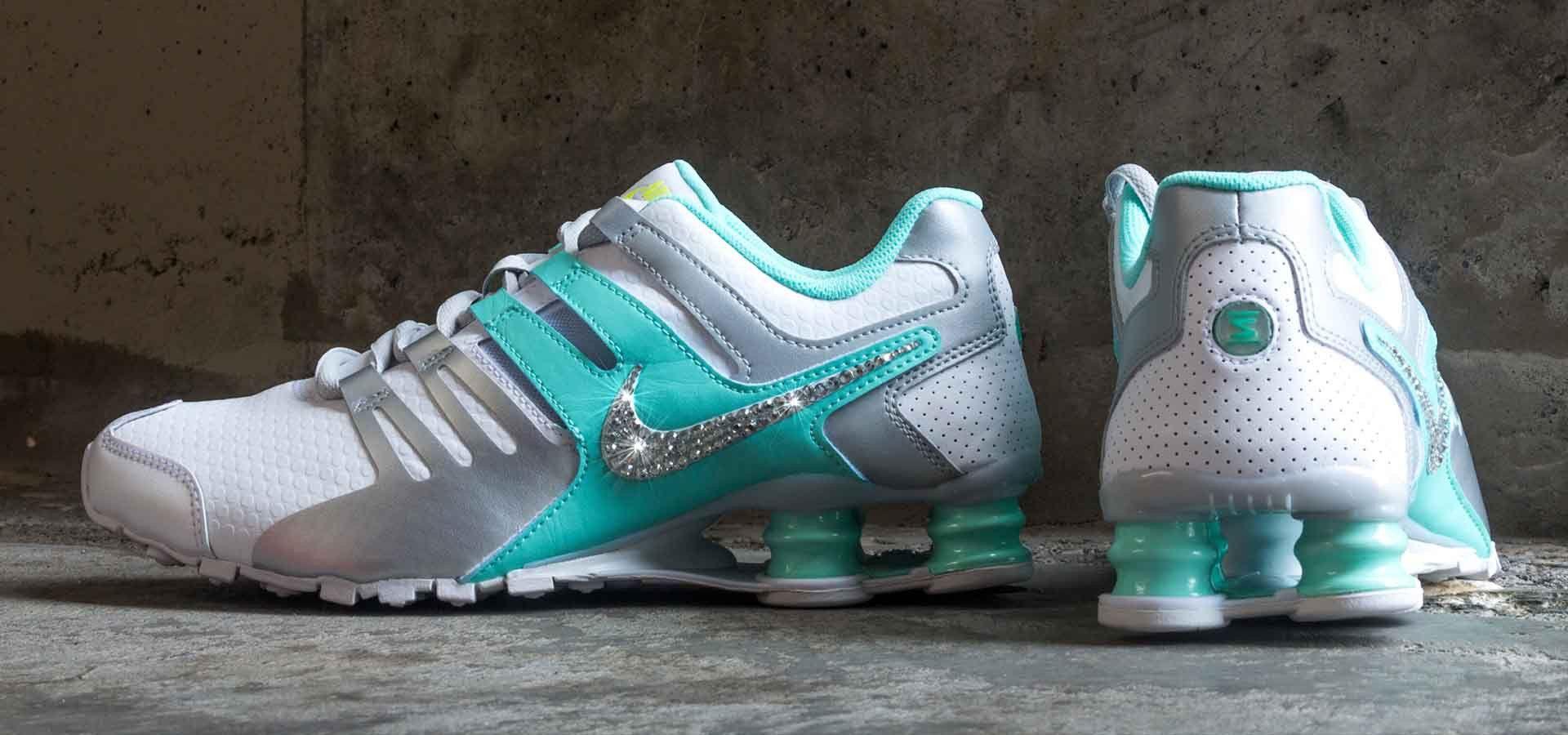 5a065c1b6b00 Glitter Kicks Nike Shox