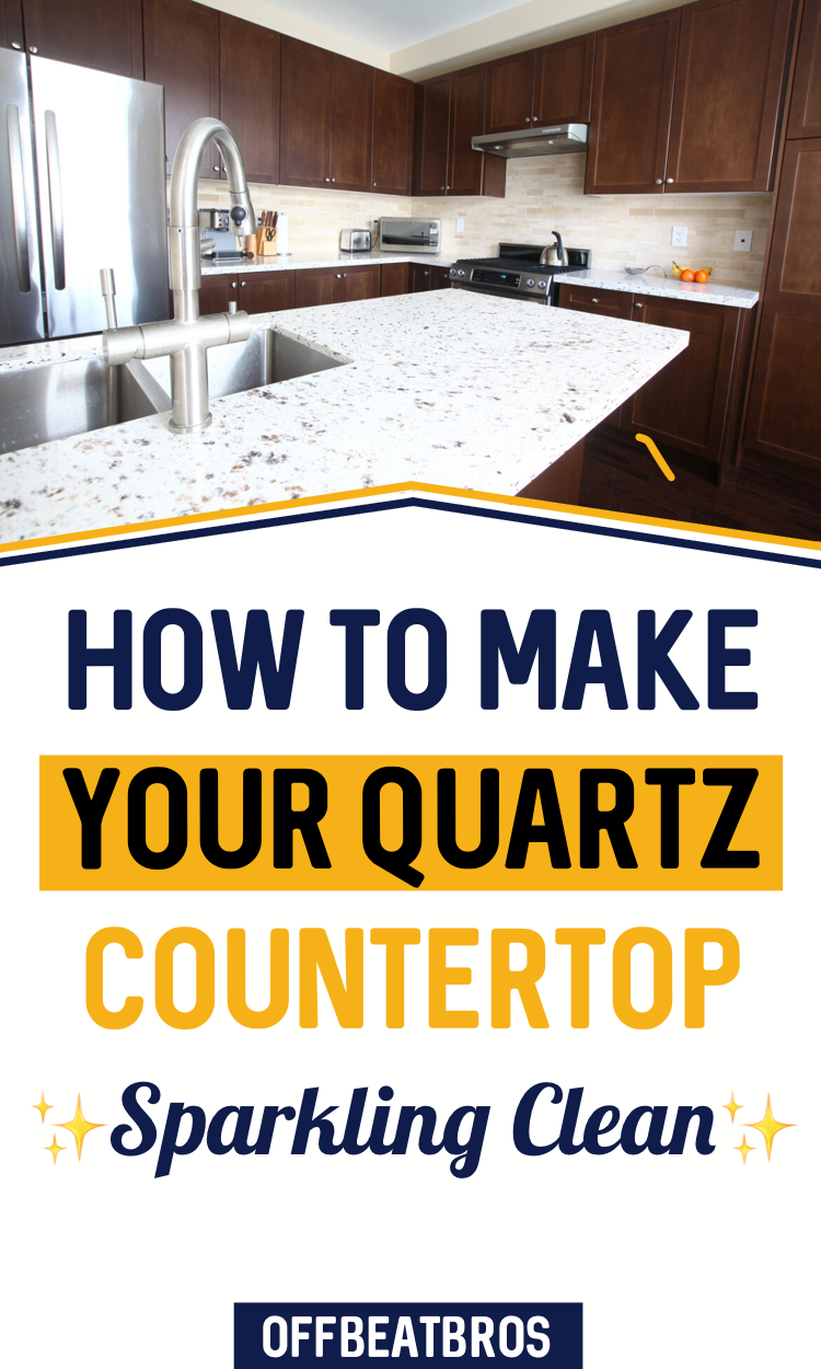 How To Clean Quartz Countertops Clean Quartz Countertops Quartz Countertops How To Clean Quartz