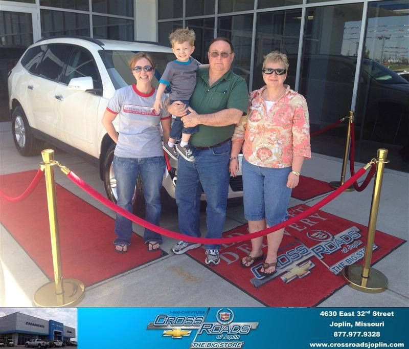 #HappyBirthday to Terri Townsend from Phillip Burnette at Crossroads Chevrolet Cadillac!