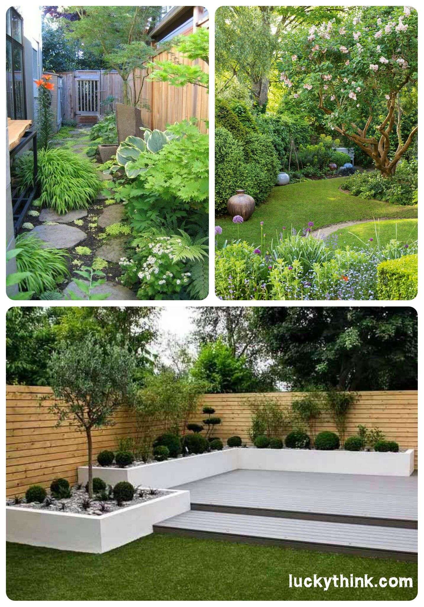 Some Examples Of Landscaping Ideas That Can Be Applied On Your