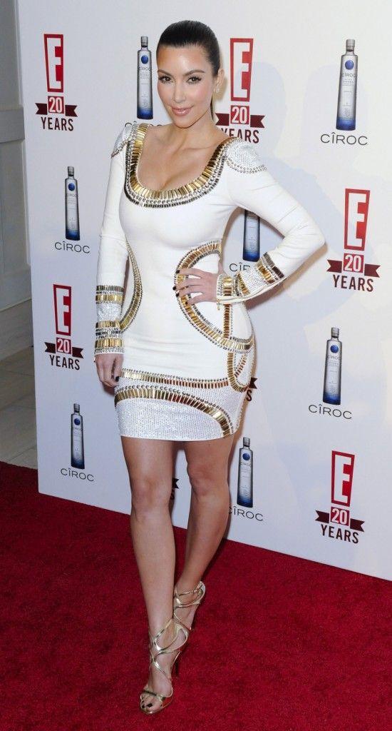 1e86b207757 Best Kim Kardashian Dresses in 2019