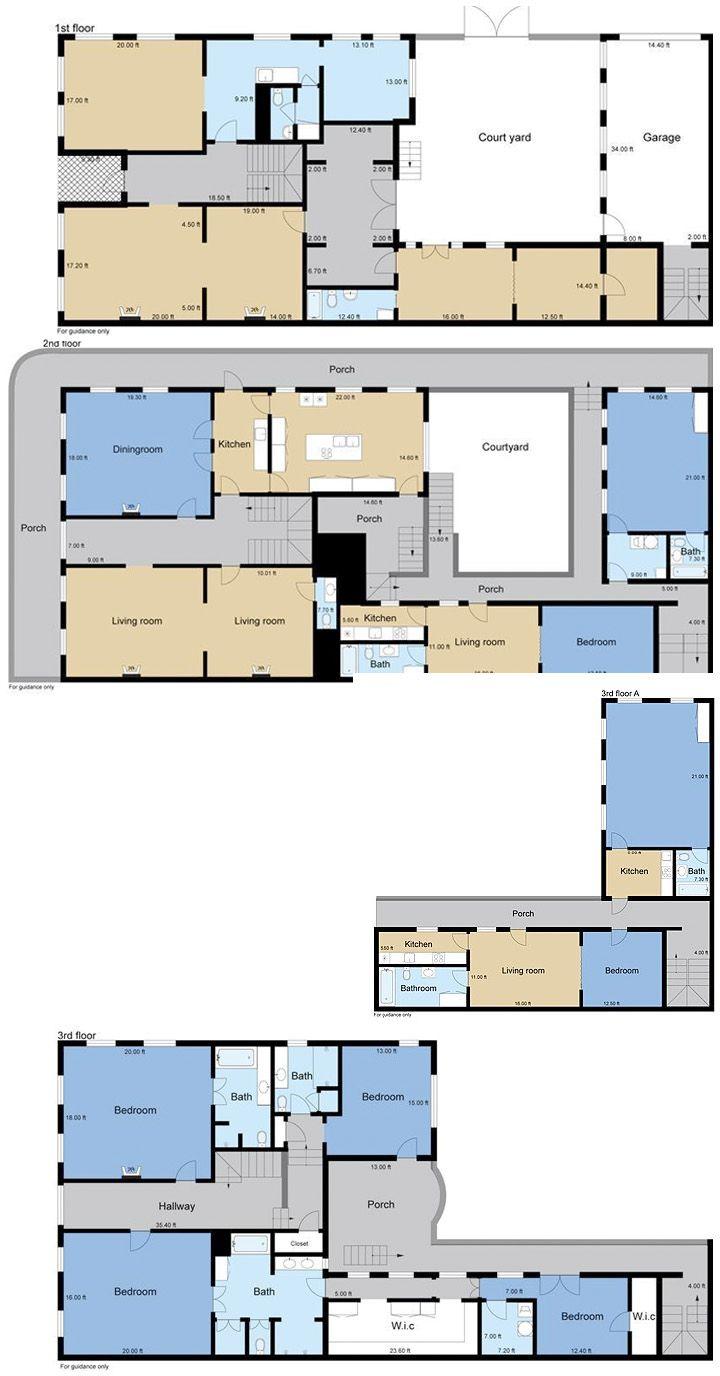 Floor Plan Ressources