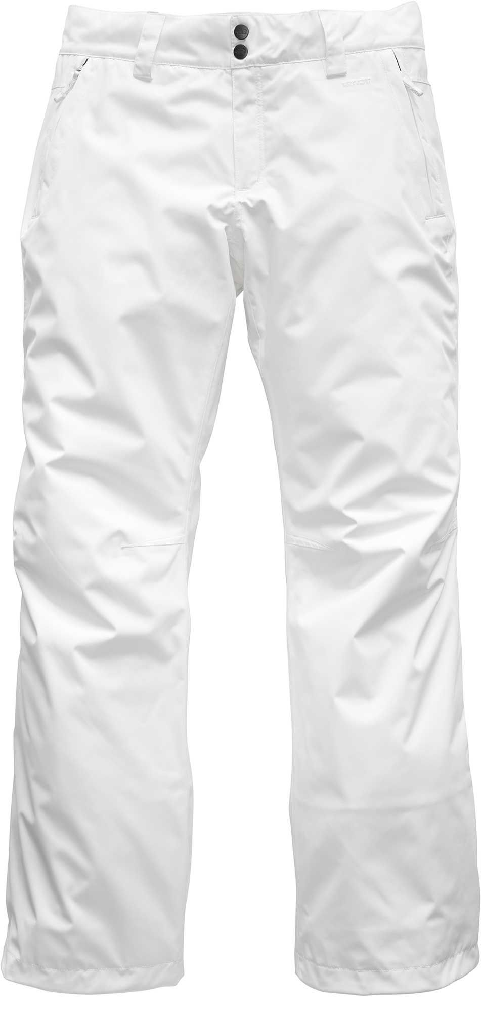 The North Face Women S Sally Ski Pant North Face Women White Ski Pants Ski Pants