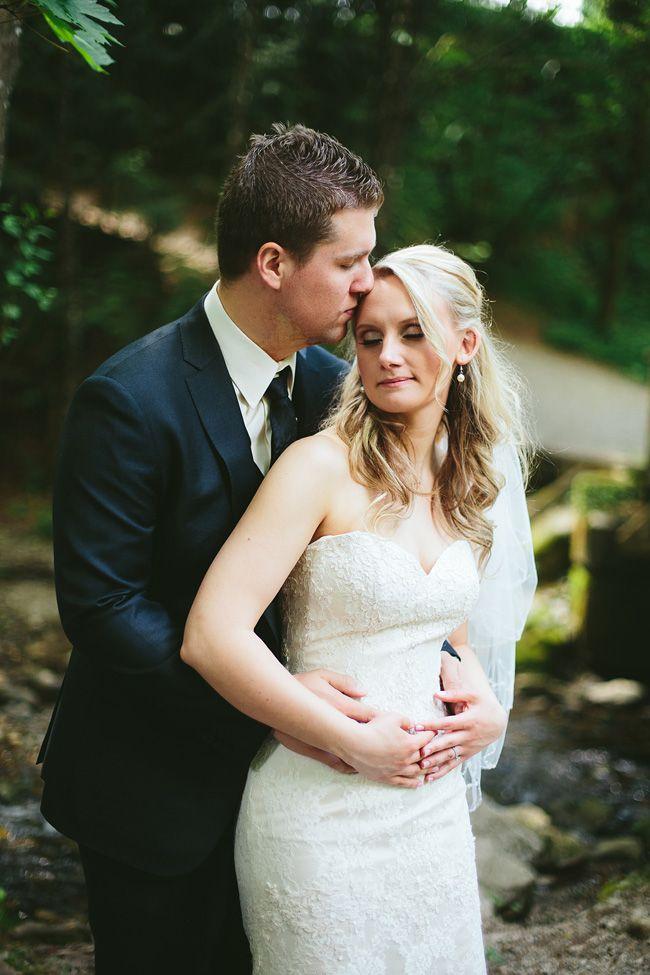 Jenna & Colin's Triple Swaan Nursery wedding in Abbotsford, BC. // British Columbia wedding // Alyssa Schroeder Photography