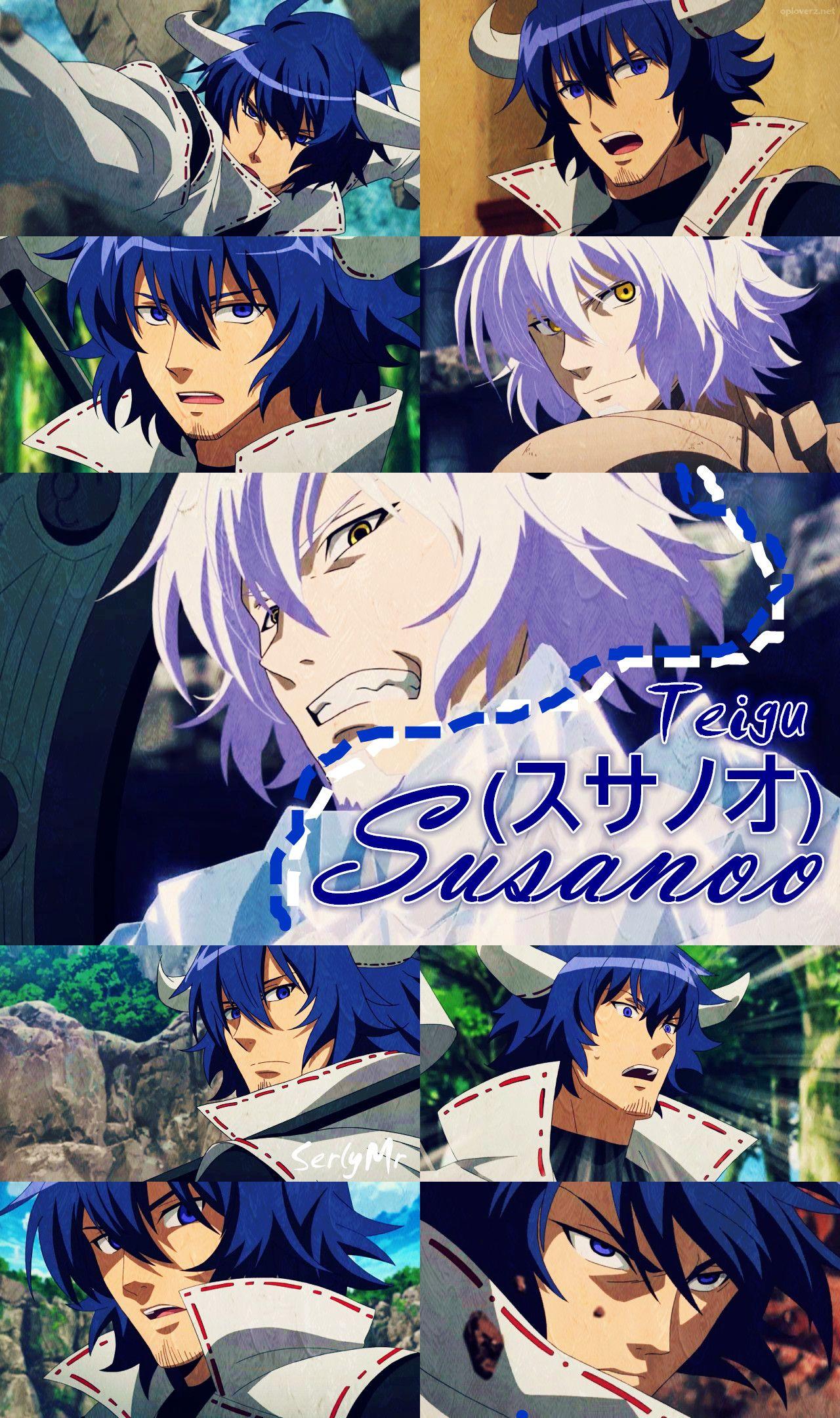 Susanoo Night Raid ( Akame ga Kill ) by serlyharuno (Dengan gambar)