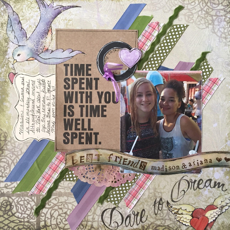 Best friend scrapbook ideas - Best Friends Scrapbook Com